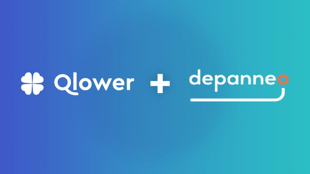 Qlower + Depanneo